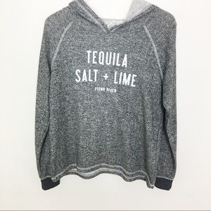 Tequila Graphic Hoodie Cozy